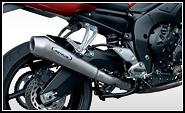 Remus voor Yamaha FZ1/FZ1 Fazer