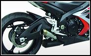 Remus voor Suzuki GSX-R 1000 K7