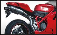 Remus voor Ducati 1098