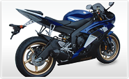 Remus voor YZF-R6 2008