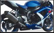 Remus voor Suzuki GSX-R 600/750