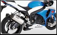 Remus voor Suzuki GSX-R 1000 K9