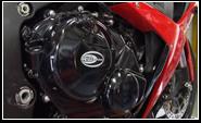 Nieuw van R&G: Engine Case Covers
