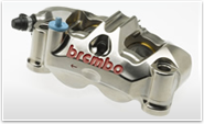 Brembo GP 4RX en 4RR remklauwen
