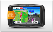 Nieuw: Garmin Zumo 590LM