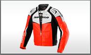 De jas voor Road en Track: Spidi R/T