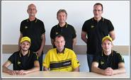 Krachten gebundeld: Dunlop Racing Team