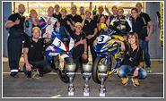 Dunlop Racing Team wint de Herock 6 Heures Moto