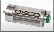 OSCO semi- automatisch kettingsmeerapparaat