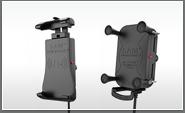 Ram Mounts: Draadloze telefoonopladers
